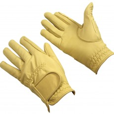 Bitz Adults Leather Gloves
