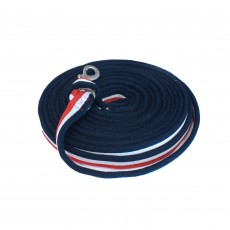 Whitaker Lunge Line (Red/White/Blue)