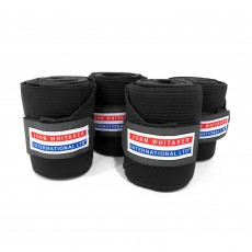 Whitaker Training Bandages (Black)