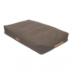 Ralph & Co Stonewashed Fabric Pillow Bed (Hammersmith Brown)