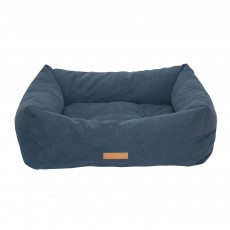 Ralph & Co Stonewashed Fabric Nest Bed (Kensington Blue)