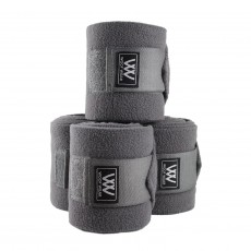 Woof Wear Polo Bandages Set of 4 (Grey)