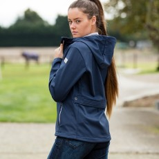 Mark Todd Women's Softshell Jacket (Navy)