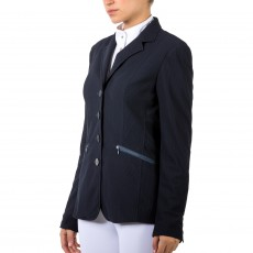 Mark Todd Women's Mesh Show Jacket (Navy)