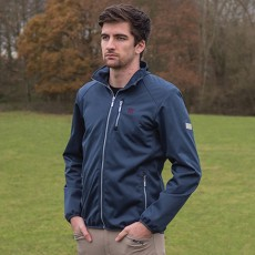 Mark Todd Men's Softshell Jacket (Navy)