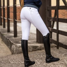 Mark Todd Women's Contender Competition Breeches (White)