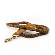 Ralph & Co Braided Rope Dog Lead (Olive)