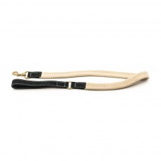 Ralph & Co Flat Rope Dog Lead (Black)
