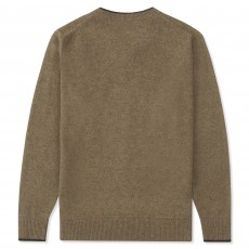 Musto Adults Shooting V-Neck Knit (Grouse)