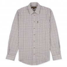Musto Adults Classic Twill Shirt (Cairngorms Heather)