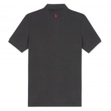 Musto Adults Pique Polo (Carbon)