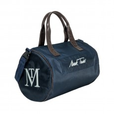 Mark Todd Pro Padded Ring Bag (Navy/Chocolate)