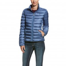 Ariat Women's Ideal Down Jacket (Grisblue)