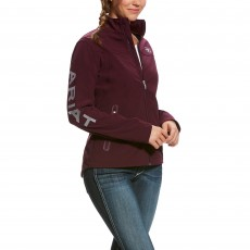 Ariat Women's NEW Team Softshell Jacket (Beatroute)