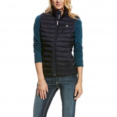 Ariat Women's Ideal Down Vest (Overall Navy)
