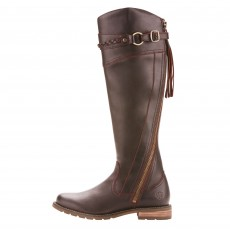 Ariat Women's Alora Country Boots (Cordovan)