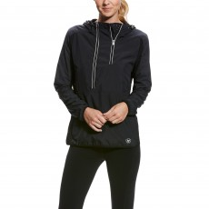 Ariat Women's Periscope Pullover (Black Reflective)