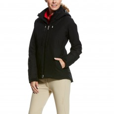 Ariat Women's Veracity H20 Waterproof Jacket (Black)