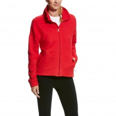 Ariat (Sample) Women's Tiamo Full Zip (Salsa)