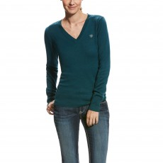 Ariat Women's Ramiro Sweater (Teal Extreme)