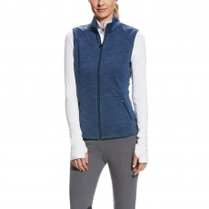 Ariat Women's Conquest Vest (Dark Denim)