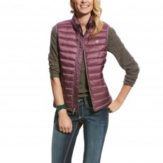 Ariat Women's Ideal Down Vest (Liquorice Root)
