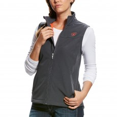 Ariat (Sample) Women's NEW Team Softshell Jacket (Graphite Heather)