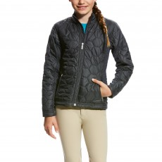 Ariat Girl's Volt Jacket (Graphite)
