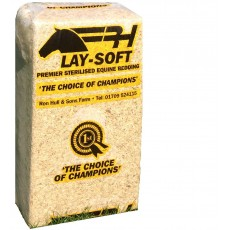 Lay-soft Bedding (Approx 24kg /120 litres)