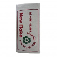 Mendip New Flake Wood Shavings (Approx. 20kg)