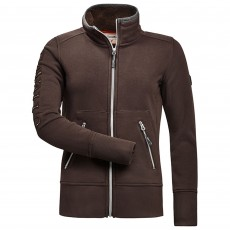 Cavallo Ladies Lena Technical Jacket (Espresso)