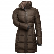 Cavallo Ladies Lola Down Coat (Espresso)