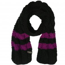 Ariat FEI Cable Knit Winter Set (Black/FEI Purple)