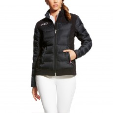 Ariat Women's FEI Down Blast Jacket (Black)