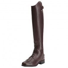 Ariat (Boxed G2) Women's Heritage Contour II Tall Field Zip Boots (Sienna)