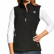 Ariat (Sample) Women's NEW Team Softshell Vest (Graphite Heather)