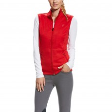 Ariat (Sample) Women's Conquest Vest (Salsa)