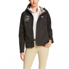 Ariat Women's FEI World Cup Packable H20 Jacket (Black)