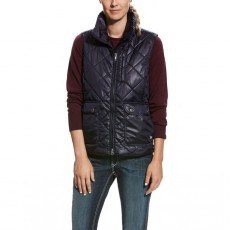 Ariat (Sample) Women's Portico Vest (Navy)