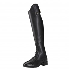 Ariat (Unboxed G2) Women's Heritage Contour II Tall Field Zip Boots (Black)