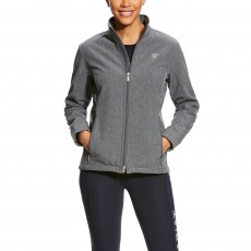 Ariat Women's Journey Softshell Jacket (Grey)