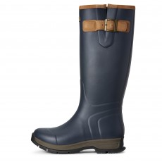 Ariat Women's Burford Wellington Boots (Navy)