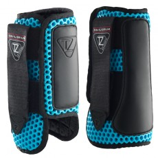Equilibrium Tri-Zone Impact Sports Boots (Azure Blue)