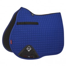 LeMieux GP Cotton Saddlepad (Benetton Blue)