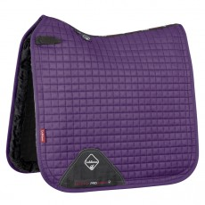 LeMieux Sensitive Dressage Square (Blackcurrant/Black)
