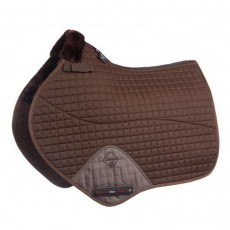 LeMieux Merino+ Close Contact Half Lined (Brown)