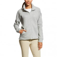 Ariat Woman's Tiamo Full Zip Jacket (Heather Grey)