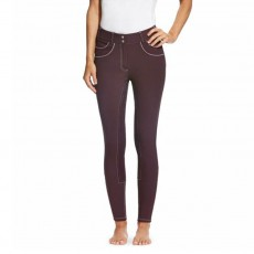 Ariat (Sample) Woman's Olympia Acclaim Breech (Plum Perfect)