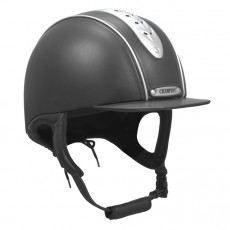 Champion Evolution Pearl Riding Hat (Black)