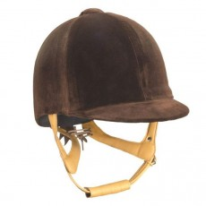 Champion CPX Supreme Riding Hat (Brown)